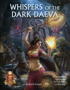 Whispers of the Dark Daeva [5e]
